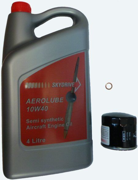 AEROLUBE 4  Stroke oil Kit