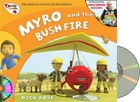 Myro The Microlight, Childrens Picture Book with Audio CD